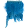 Coque/marabou Trim 6-7in 1Yd Approx 17g Turquoise